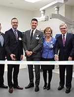 Ribbon Cutting Ceremony of Center for Advanced Joint Replacement at AMITA Health Adventist Medical Center La Grange